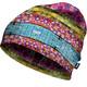 HAD Printed Fleece Nakrycie głowy Dzieci kolorowy